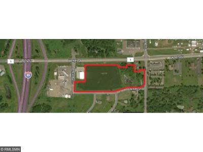 Rush City Residential Lots & Land For Sale: Xxxx O'neil Avenue