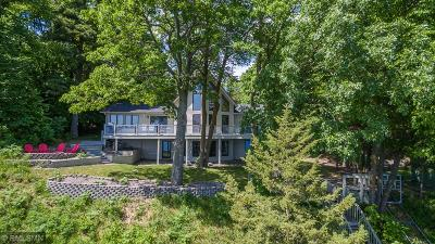Brainerd, Nisswa Single Family Home For Sale: 1401 Ossego Road W