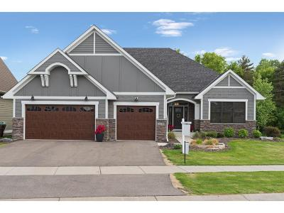 Maple Grove Single Family Home For Sale: 17319 69th Avenue N