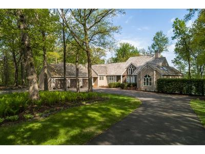 North Oaks Single Family Home For Sale: 3 Evergreen Court