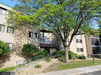 Eagan Condo/Townhouse Contingent: 1855 Silver Bell Road #203
