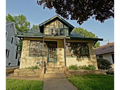 Minneapolis Single Family Home For Sale: 4517 Beard Avenue S