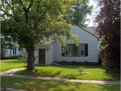 Ottertail, Battle Lake, Perham Single Family Home For Sale: 345 2nd Avenue SE