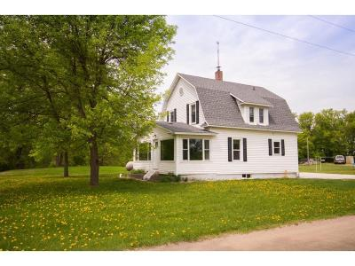 Sauk Centre MN Single Family Home For Sale: $274,900