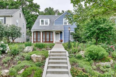 Minneapolis Single Family Home For Sale: 2720 Ewing Avenue S