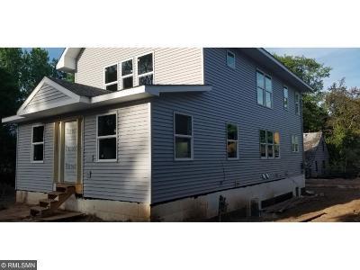 Saint Paul Single Family Home For Sale: 1068 Argyle Street
