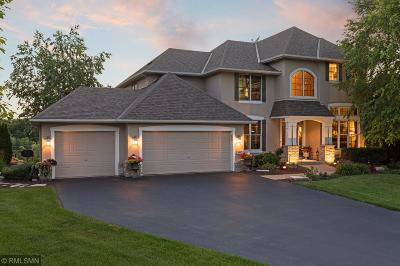 Chanhassen MN Single Family Home For Sale: $915,000