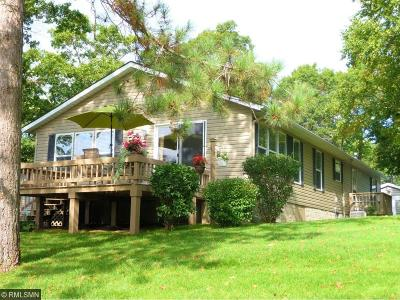 Breezy Point, Crosslake Single Family Home For Sale: 11597 Milinda Shores Road #16