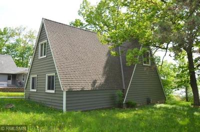 Chisago Lake Twp MN Single Family Home Sold: $165,000