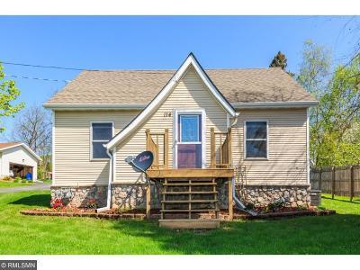 Ellsworth Single Family Home For Sale: 114 E Main Street