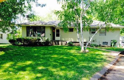 Brooklyn Center Single Family Home For Sale: 6931 Toledo Avenue N