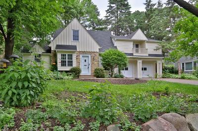 Saint Louis Park Single Family Home For Sale: 4106 Cedar Lake Road S
