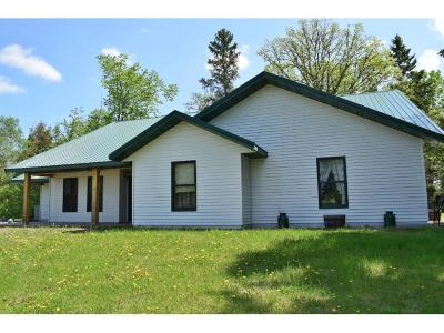 Itasca County Single Family Home For Sale: 59276 Old Wirt Road