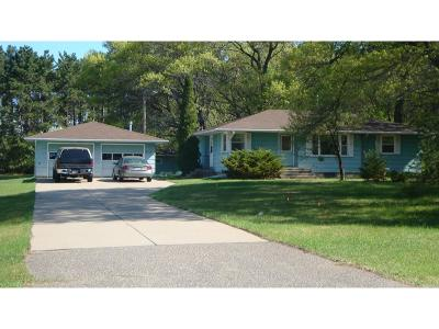 Andover Single Family Home Contingent: 2115 159th Lane NW