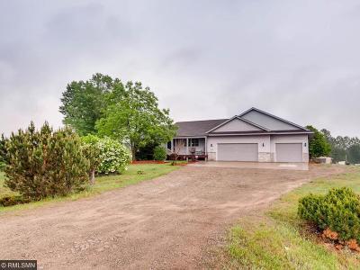 Oak Grove Single Family Home For Sale: 21759 Cottonwood Street NW