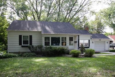 Columbia Heights Single Family Home For Sale: 3918 Hayes Street NE
