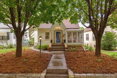 Saint Paul Single Family Home For Sale: 1544 Arona Street