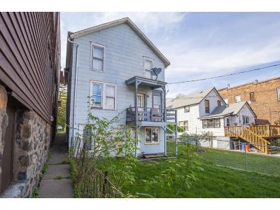 Duluth Single Family Home For Sale: 814 E 3rd Street