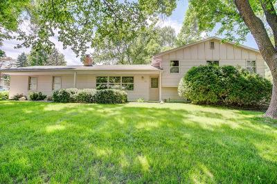 Minnetonka Single Family Home Contingent: 5054 Clear Spring Drive