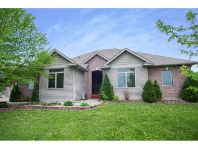 Single Family Home For Sale: 8890 Deerwood Road