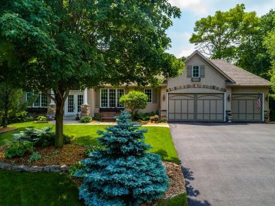 Savage Single Family Home For Sale: 14033 Woodridge Path