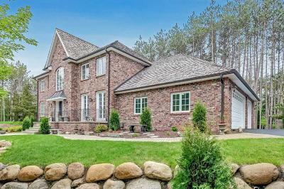 Minnetrista Single Family Home For Sale: 4340 Trillium Lane W