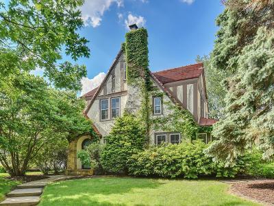 Saint Paul Single Family Home For Sale: 1849 Hillcrest Avenue