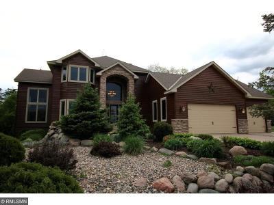 Howard Lake MN Single Family Home For Sale: $498,000