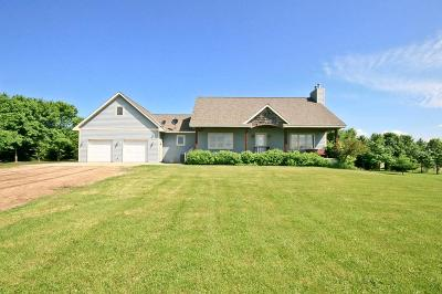 Meeker County Single Family Home For Sale: 30199 Csah 25