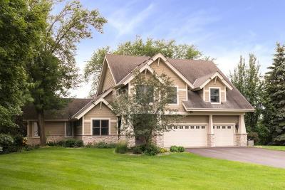 Eden Prairie Single Family Home For Sale: 10369 Bluff Road