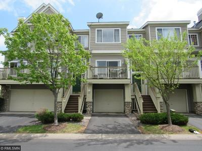 Wayzata, Plymouth Condo/Townhouse Contingent: 13855 54th Avenue N