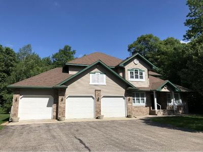 Stearns County Single Family Home For Sale: 14856 Old Lake Road