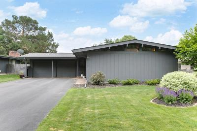 Edina Single Family Home For Sale: 5305 Whiting Avenue