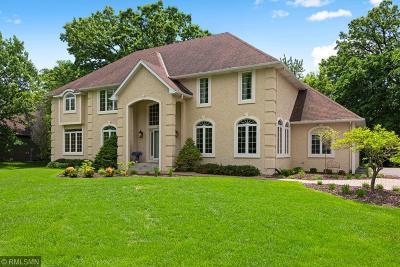 Wayzata, Plymouth Single Family Home For Sale: 3365 Shadyview Lane N