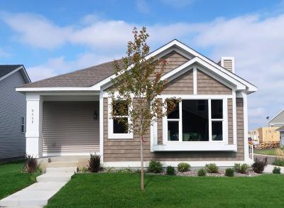 Hennepin County Single Family Home For Sale: 9508 Unity Lane N