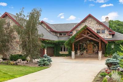 Chaska Single Family Home For Sale: 3607 Lerive Way