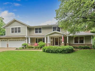 Edina MN Single Family Home For Sale: $995,000