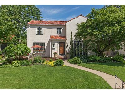 Saint Paul Single Family Home For Sale: 62 Otis Avenue