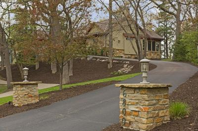 Single Family Home For Sale: 6800 Valley View Road