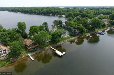 Chisago County Single Family Home For Sale: 10379 Point Pleasant Road