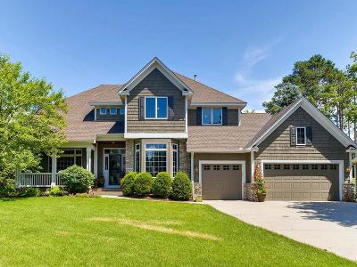 Chanhassen Single Family Home For Sale: 6955 Highover Court N