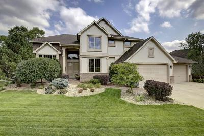 Eagan Single Family Home Contingent: 4654 Stonecliffe Drive