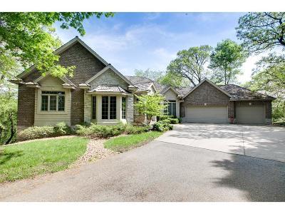 Eden Prairie Single Family Home For Sale: 10491 Manton Lane