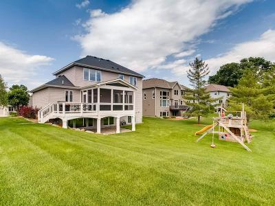 Chanhassen Single Family Home For Sale: 8451 Mission Hills Circle