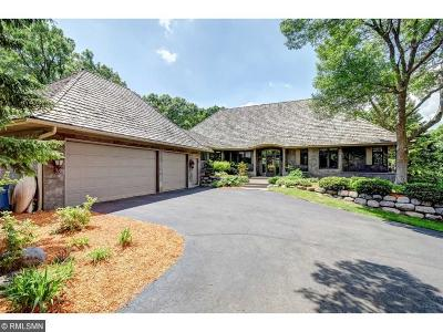 Minnetonka Single Family Home For Sale: 5408 Vining Point Road