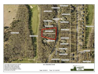 Breezy Point Residential Lots & Land For Sale: Xxx Osceola