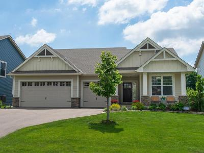 Chanhassen Single Family Home For Sale: 3625 Strawberry Lane
