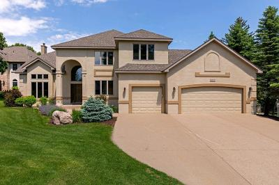 Eagan Single Family Home For Sale: 3579 Woodland Court