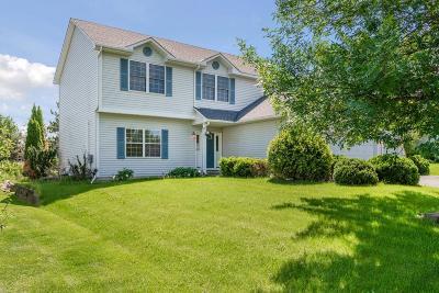 Eden Prairie Single Family Home For Sale: 9487 Marshall Road