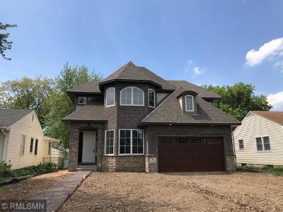 Saint Paul Single Family Home For Sale: 1791 Beechwood Avenue